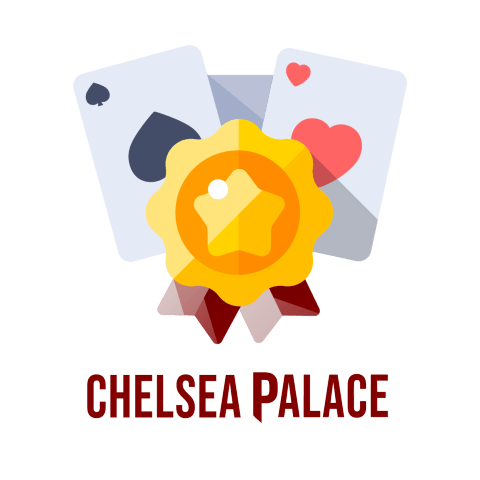 chelsea palace welcome offer with blackjack cards