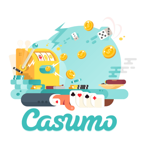 Casumo slot machines, card games and dices