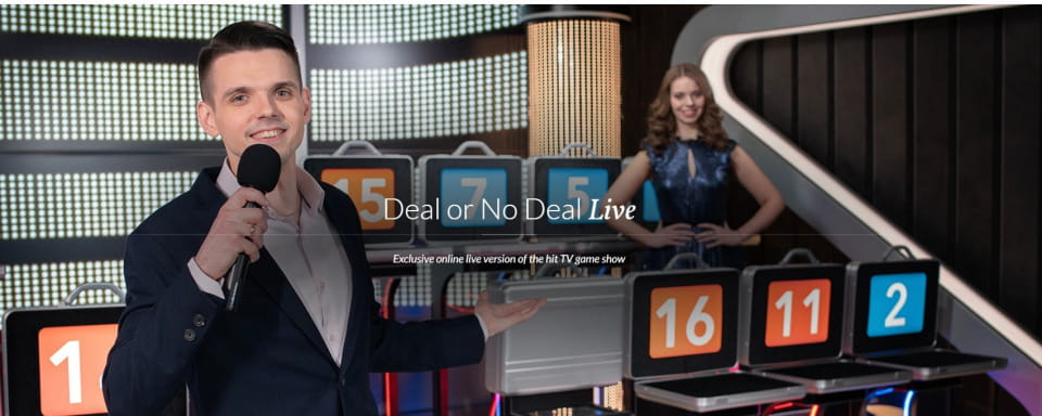 Deal or No Deal Casino Live Game